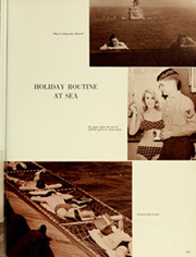 Page 161, 1967 Edition, America (CVA 66) - Naval Cruise Book online yearbook collection