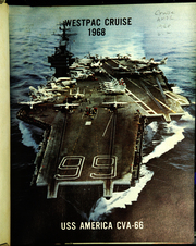 Page 5, 1968 Edition, America (CVA 66) - Naval Cruise Book online yearbook collection