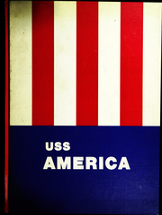 1974 Edition, America (CVA 66) - Naval Cruise Book