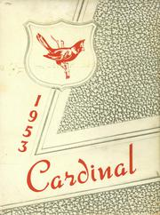 1953 Edition, Conway Springs High School - Cardinals Yearbook (Conway Springs, KS)