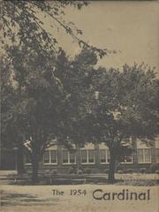 1954 Edition, Conway Springs High School - Cardinals Yearbook (Conway Springs, KS)