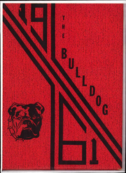 1961 Edition, Rossville Rural High School - Bulldog Yearbook (Rossville, KS)