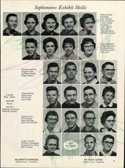 Page 11, 1961 Edition, Rossville Rural High School - Bulldog Yearbook (Rossville, KS) online yearbook collection