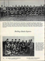 Page 14, 1961 Edition, Rossville Rural High School - Bulldog Yearbook (Rossville, KS) online yearbook collection
