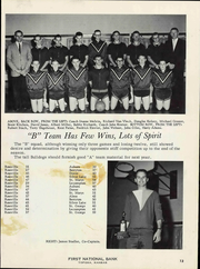 Page 17, 1961 Edition, Rossville Rural High School - Bulldog Yearbook (Rossville, KS) online yearbook collection