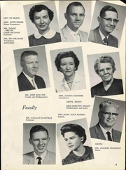 Page 7, 1961 Edition, Rossville Rural High School - Bulldog Yearbook (Rossville, KS) online yearbook collection