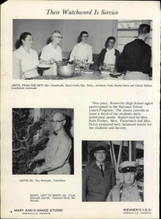 Page 8, 1961 Edition, Rossville Rural High School - Bulldog Yearbook (Rossville, KS) online yearbook collection