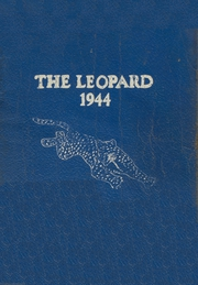 1944 Edition, Lincoln High School - Leopard Yearbook (Lincoln, KS)