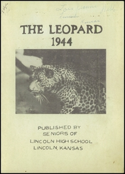 Page 3, 1944 Edition, Lincoln High School - Leopard Yearbook (Lincoln, KS) online yearbook collection