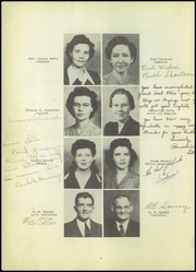 Page 6, 1944 Edition, Lincoln High School - Leopard Yearbook (Lincoln, KS) online yearbook collection