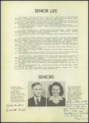 Page 8, 1944 Edition, Lincoln High School - Leopard Yearbook (Lincoln, KS) online yearbook collection