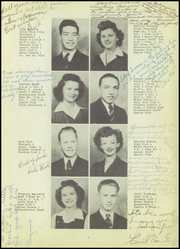 Page 9, 1944 Edition, Lincoln High School - Leopard Yearbook (Lincoln, KS) online yearbook collection