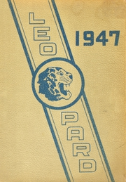 1947 Edition, Lincoln High School - Leopard Yearbook (Lincoln, KS)