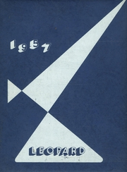 1957 Edition, Lincoln High School - Leopard Yearbook (Lincoln, KS)