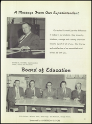 Page 11, 1957 Edition, Lincoln High School - Leopard Yearbook (Lincoln, KS) online yearbook collection