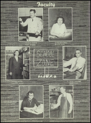 Page 12, 1957 Edition, Lincoln High School - Leopard Yearbook (Lincoln, KS) online yearbook collection