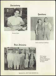 Page 14, 1957 Edition, Lincoln High School - Leopard Yearbook (Lincoln, KS) online yearbook collection