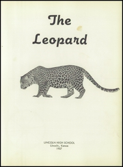 Page 7, 1957 Edition, Lincoln High School - Leopard Yearbook (Lincoln, KS) online yearbook collection
