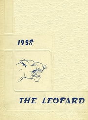 1958 Edition, Lincoln High School - Leopard Yearbook (Lincoln, KS)
