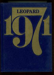 1971 Edition, Lincoln High School - Leopard Yearbook (Lincoln, KS)