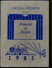 1983 Edition, Lincoln High School - Leopard Yearbook (Lincoln, KS)