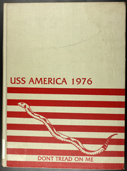 1976 Edition, America (CV 66) - Naval Cruise Book