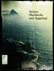 1977 Edition, America (CV 66) - Naval Cruise Book