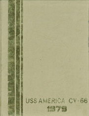 1979 Edition, America (CV 66) - Naval Cruise Book