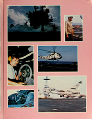 Page 15, 1983 Edition, America (CV 66) - Naval Cruise Book online yearbook collection
