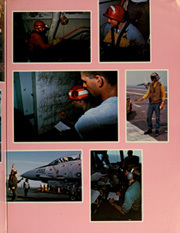 Page 17, 1983 Edition, America (CV 66) - Naval Cruise Book online yearbook collection