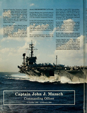 Page 10, 1991 Edition, America (CV 66) - Naval Cruise Book online yearbook collection