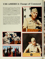 Page 144, 1991 Edition, America (CV 66) - Naval Cruise Book online yearbook collection
