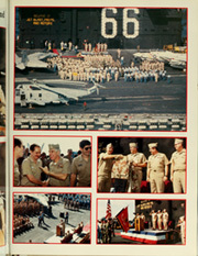 Page 145, 1991 Edition, America (CV 66) - Naval Cruise Book online yearbook collection