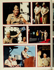 Page 146, 1991 Edition, America (CV 66) - Naval Cruise Book online yearbook collection