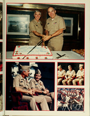 Page 147, 1991 Edition, America (CV 66) - Naval Cruise Book online yearbook collection