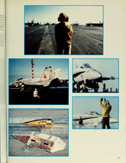 Page 153, 1991 Edition, America (CV 66) - Naval Cruise Book online yearbook collection