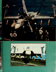 Page 157, 1991 Edition, America (CV 66) - Naval Cruise Book online yearbook collection