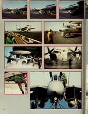 Page 158, 1991 Edition, America (CV 66) - Naval Cruise Book online yearbook collection
