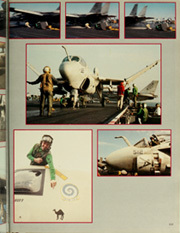 Page 159, 1991 Edition, America (CV 66) - Naval Cruise Book online yearbook collection