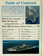 Page 6, 1991 Edition, America (CV 66) - Naval Cruise Book online yearbook collection