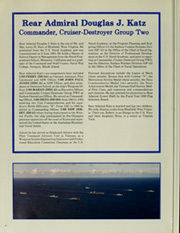 Page 8, 1991 Edition, America (CV 66) - Naval Cruise Book online yearbook collection