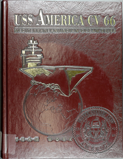 1994 Edition, America (CV 66) - Naval Cruise Book