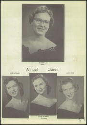 Page 11, 1957 Edition, Oswego High School - Pow Wow Yearbook (Oswego, KS) online yearbook collection