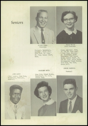 Page 12, 1957 Edition, Oswego High School - Pow Wow Yearbook (Oswego, KS) online yearbook collection