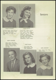 Page 13, 1957 Edition, Oswego High School - Pow Wow Yearbook (Oswego, KS) online yearbook collection
