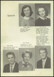 Page 14, 1957 Edition, Oswego High School - Pow Wow Yearbook (Oswego, KS) online yearbook collection