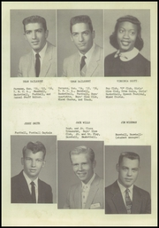 Page 15, 1957 Edition, Oswego High School - Pow Wow Yearbook (Oswego, KS) online yearbook collection