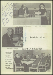 Page 9, 1957 Edition, Oswego High School - Pow Wow Yearbook (Oswego, KS) online yearbook collection