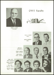 Page 10, 1959 Edition, Oswego High School - Pow Wow Yearbook (Oswego, KS) online yearbook collection