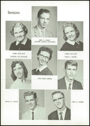 Page 12, 1959 Edition, Oswego High School - Pow Wow Yearbook (Oswego, KS) online yearbook collection